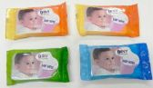 Baby Wipes Travel Pack 10 Piece