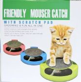 Friendly Mouser Catch Cat Toy