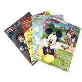 COLORING BOOK 96 PG ASTD MICKEY & FRIENDS-BIG FUN BOOK TO COLOR