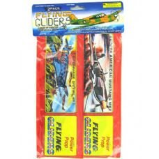 Flying gliders (set of 2)