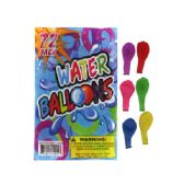 72 Pack water balloons