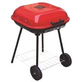 18.5 inch Square grill with/lid