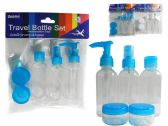5pc Travel Bottle Set