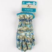 Womens Synthetic Leather Palm Planter Gloves