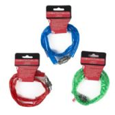 22in Vinyl Coated Chain Cable Lock
