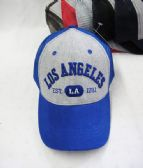 """Los Angeles"" Base Ball Cap With EST 1781"