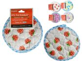 3PC Hot Pad, Trivet, Pot Holder