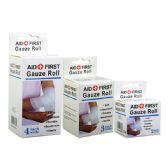 Gauze Bandage Assorted Size