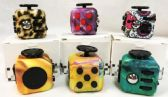 Wholesale Graphic Assorted Fidget Cubes