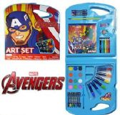 28 Piece Marvel's Avengers Art Sets