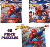 Spiderman Jigsaw Puzzles