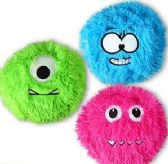 "6.5"" Plush Fuzzy Monsters"