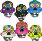 "5.5"" Mini Plush Day of the Dead Skulls"