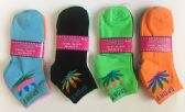 "Woman ""SPORT""short socks/color assorted"