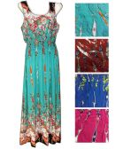 Lady's Summer Dress/Color size assorted