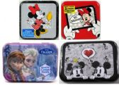 Disney Cotton Swabs and Rounds Tins