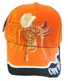 Cow Boy Baseball Cap