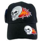Skull Baseball Cap Color Assorted