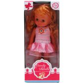 """9.5"""" DOLL W/ OUTFIT IN WINDOW BOX, ASSRT OUTFITS"""