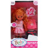 """10"""" ANGIE DOLL W/ OUTFIT IN WINDOW BOX, ASSRT OUTFITS"""