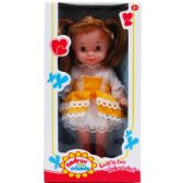 """10"""" ANDREA AND FRIENDS DOLL IN WINDOW BOX, 2 ASSRT"""