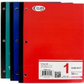 1 Subject Wide Ruled Wireless Notebook - 70 Sheets