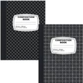 Printed Marble Comp. Notebook - 100 sheets
