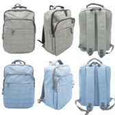 """17"""" backpack Assorted Color"""
