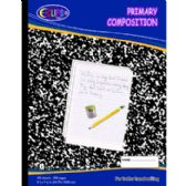 Premium Primary Composition Book - 100 Sheets