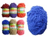 50g Yarn In 6 Assorted Colors
