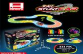 GLOW IN THE DARK RACE TRACK SMALL