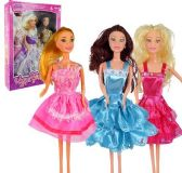 6 Piece Cathay Vogue Girl Dolls