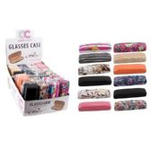 GLASSES CASE-ASSORTED PRINTS