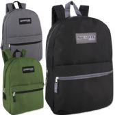 Adventure Trails 17 Inch Backpack - 3 Colors