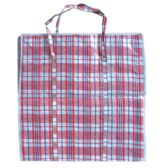 Shopping Bag with Zipper