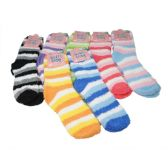 Winter Super Soft Warm Women Soft & Cozy Fuzzy Socks - Size 9-11