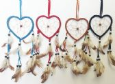 Heart Shaped Dream Catcher Collection