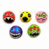 FUNNY FACE SQUEEZE STRESS BALL