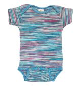 Infant Assorted Stripes Onesie, Size S