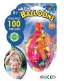 100 Piece Water Balloons