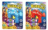 Fish Gun Bubbles With 2 Refill
