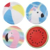Assorted Summer Themed Flying Disc