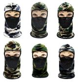 Ninja Face Mask [camo With Mesh Front]