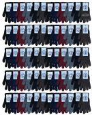 Yacht & Smith Mens Womens, Warm And Stretchy Winter Gloves (240 Pairs Assorted)