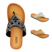 Women's Fashion Rhinestone Flip Flop