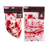 Bloody Butcher/chef Hat and Apron
