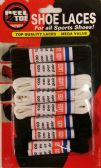 8 Pack Assorted Color Shoe Laces
