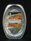 Aluminum Oval Plate Container