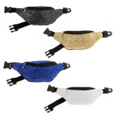 Travel Fanny Pack Money Belt in 4 Assorted Colors