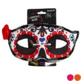 Day Of The Dead Carnivale Mask